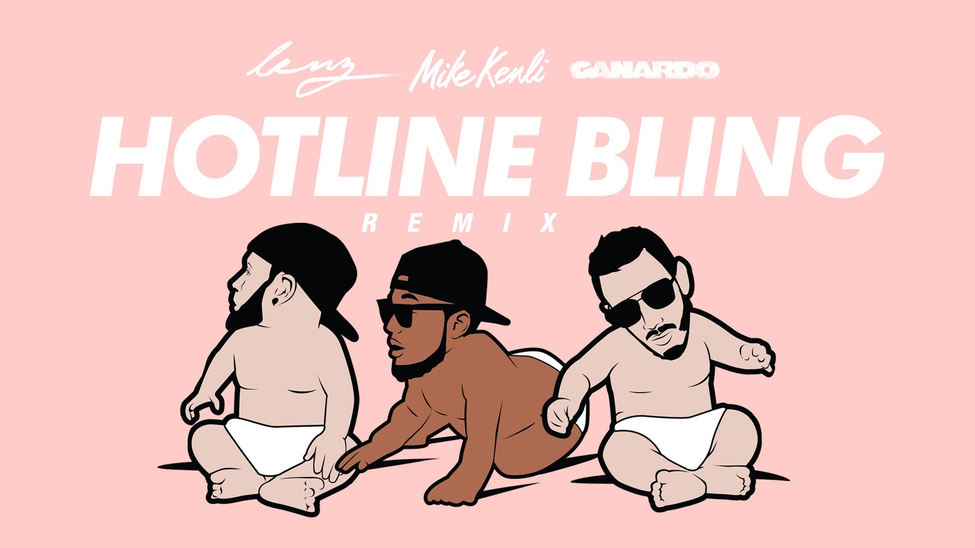 Mike Kenli, Lenz & Canardo – Hotline Bling Remix