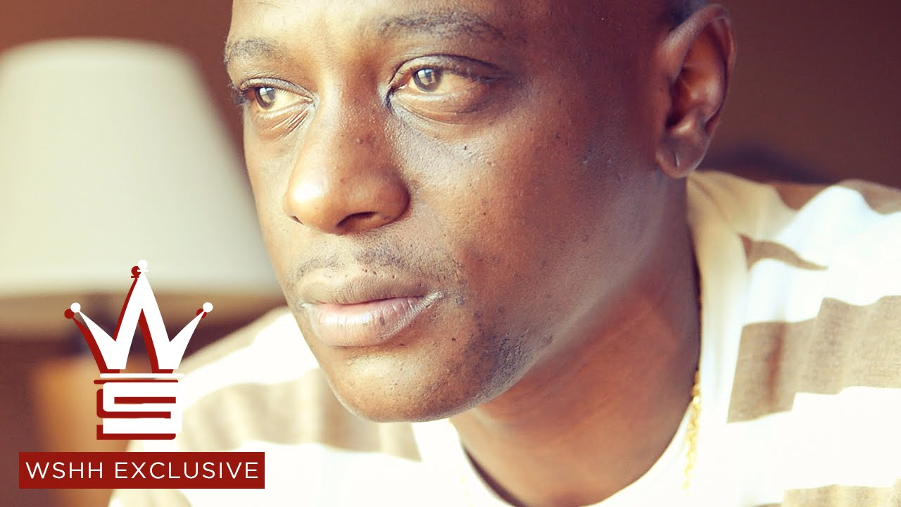 Boosie Badazz – Smile To Keep From Crying