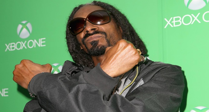 Snoop Dogg se enfada con Bill Gates y Xbox Live