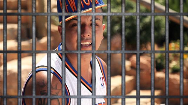 Última entrevista de Aloy antes de ingresar en prisión