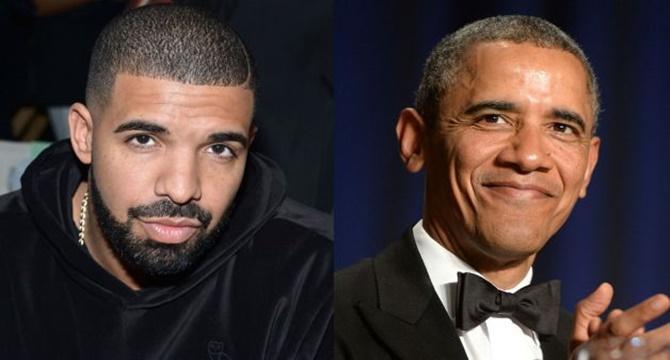 Drake y su mensaje para Obama
