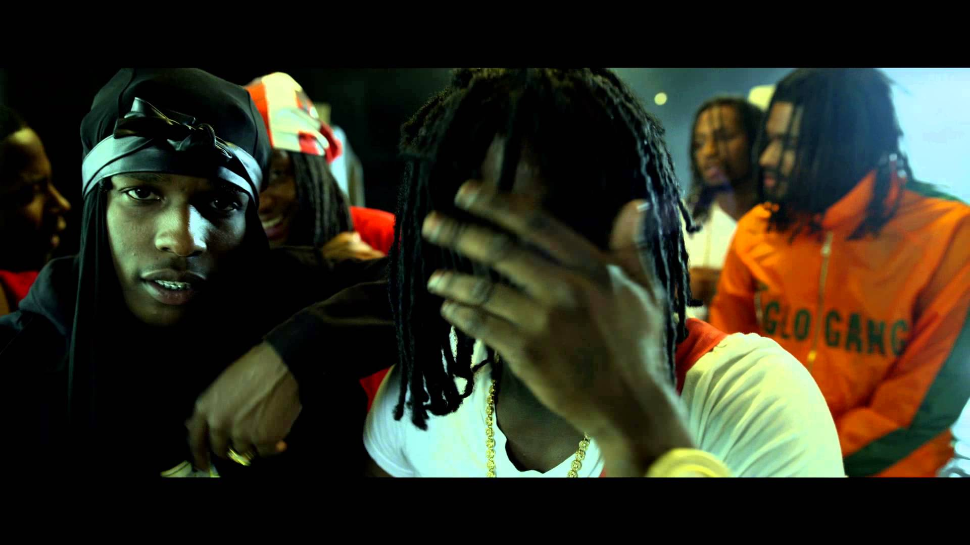 Chief Keef Ft A$ap Rocky – Superheroes