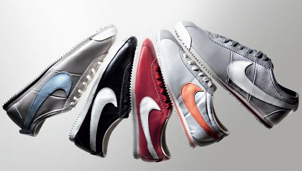 """""""Nike Cortez"""" la zapatilla que está de moda"""