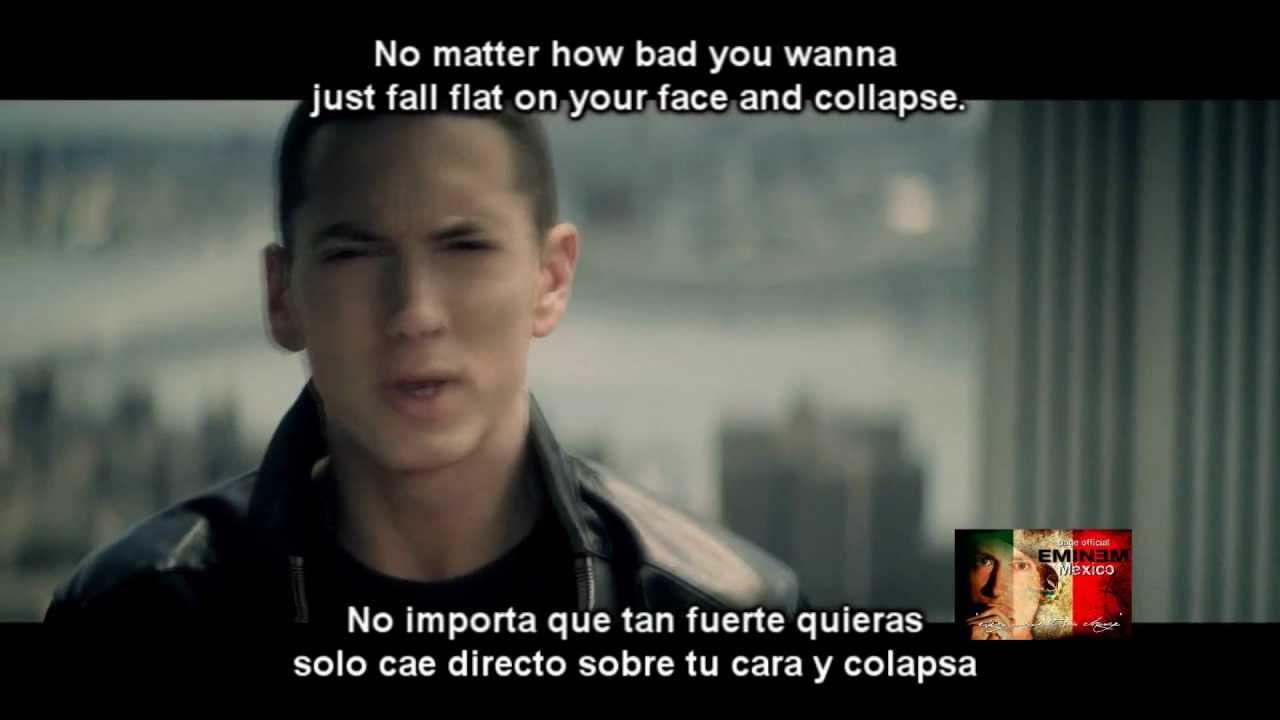 Eminem – Till I Collapse (Sub. Español)