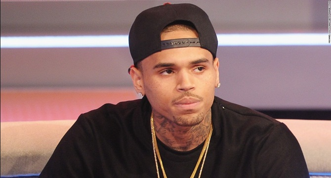 Chris Brown y su desagradable visita a Barcelona