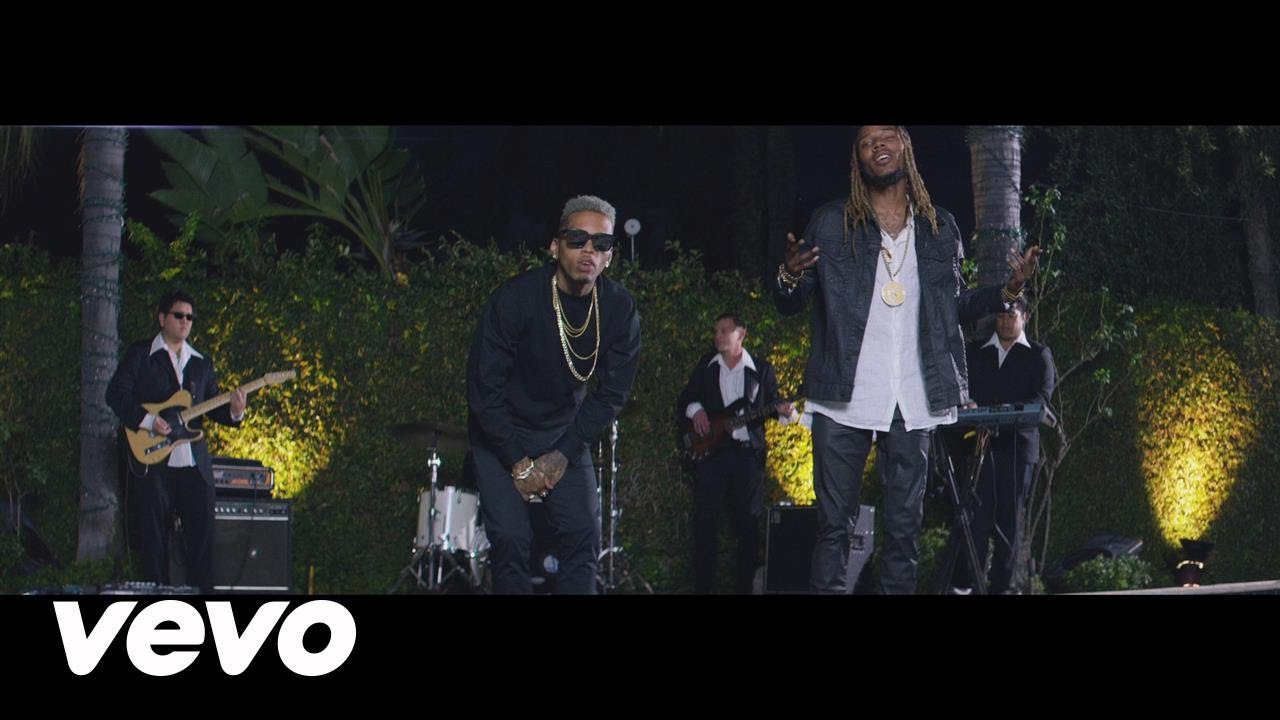Kid Ink Ft Fetty Wap – Promise