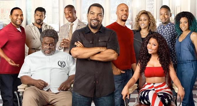 Ice Cube saca película »BarberShop 3»