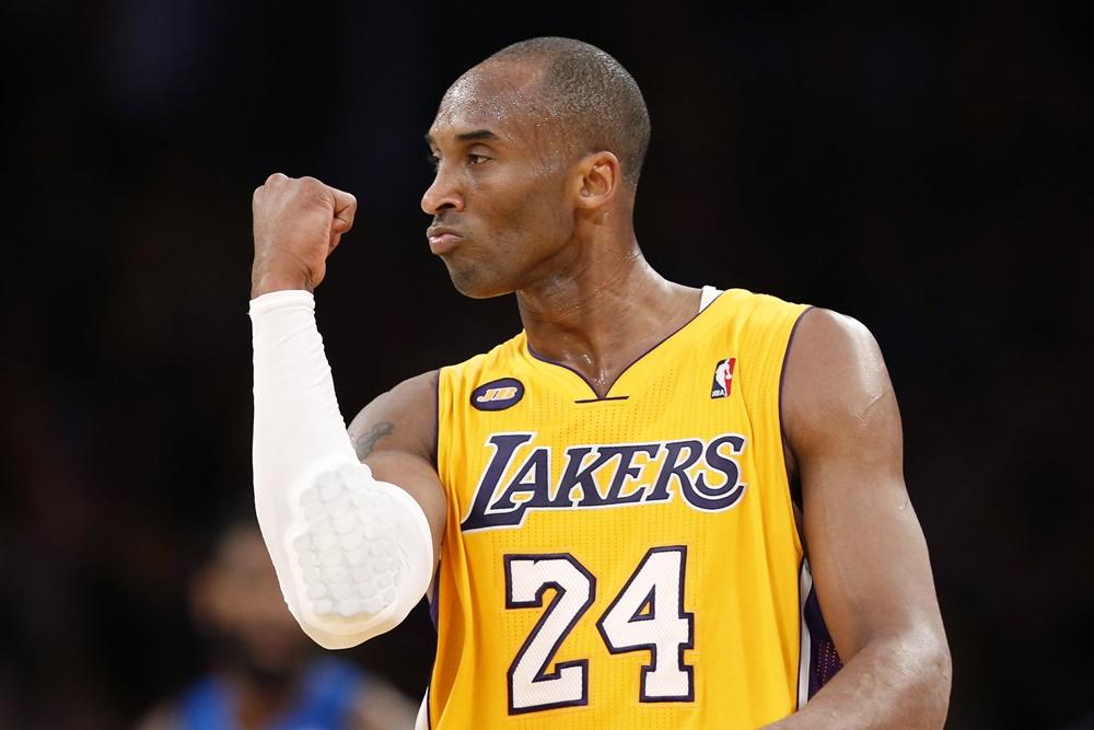 Kendrick Lamar se despide de Kobe Bryant como se merece