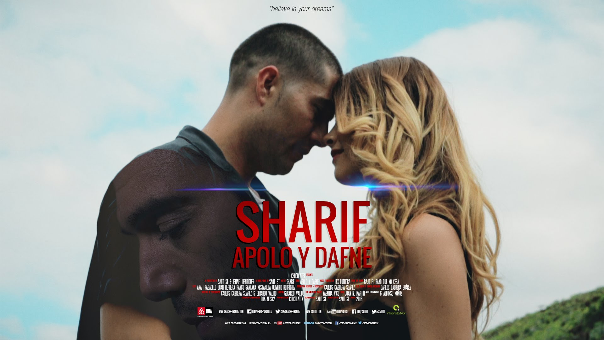 Sharif – Apolo y Dafne