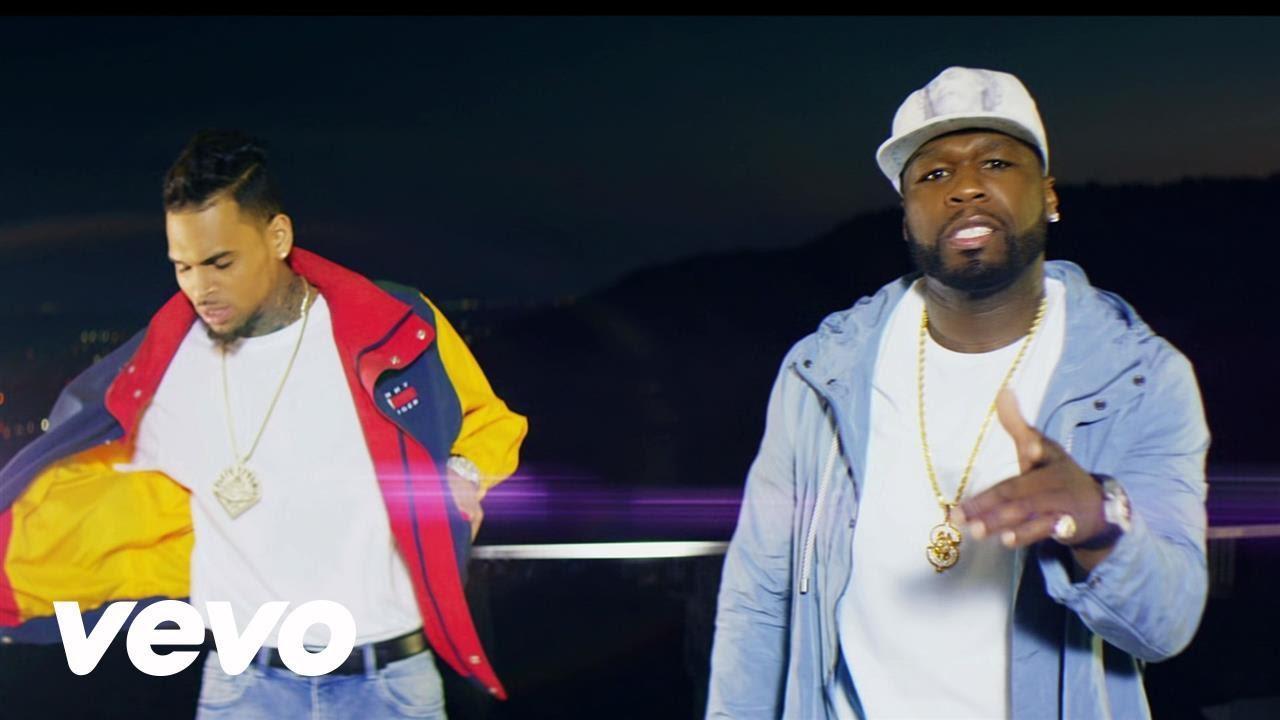 50 Cent Ft Chris Brown – I'm The Man (Remix)
