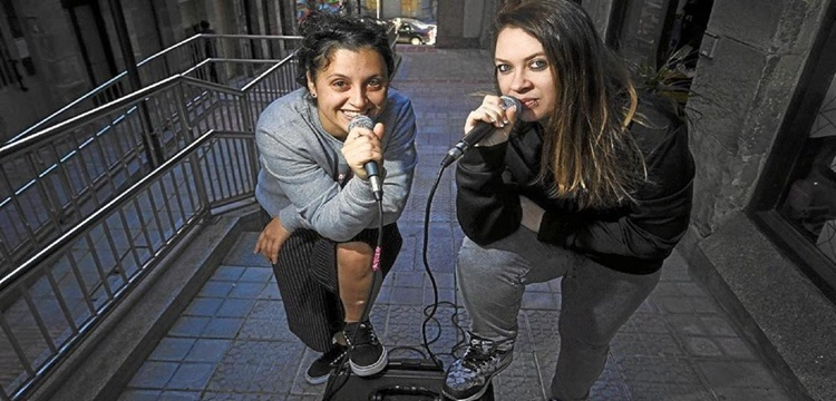 Eskina Femenina, una plataforma que ayuda a las artistas del rap