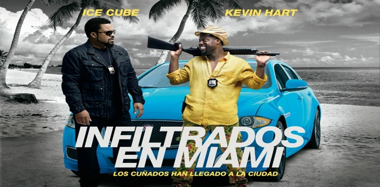Tenéis que ver la nueva peli de Ice Cube y Kevin Hart