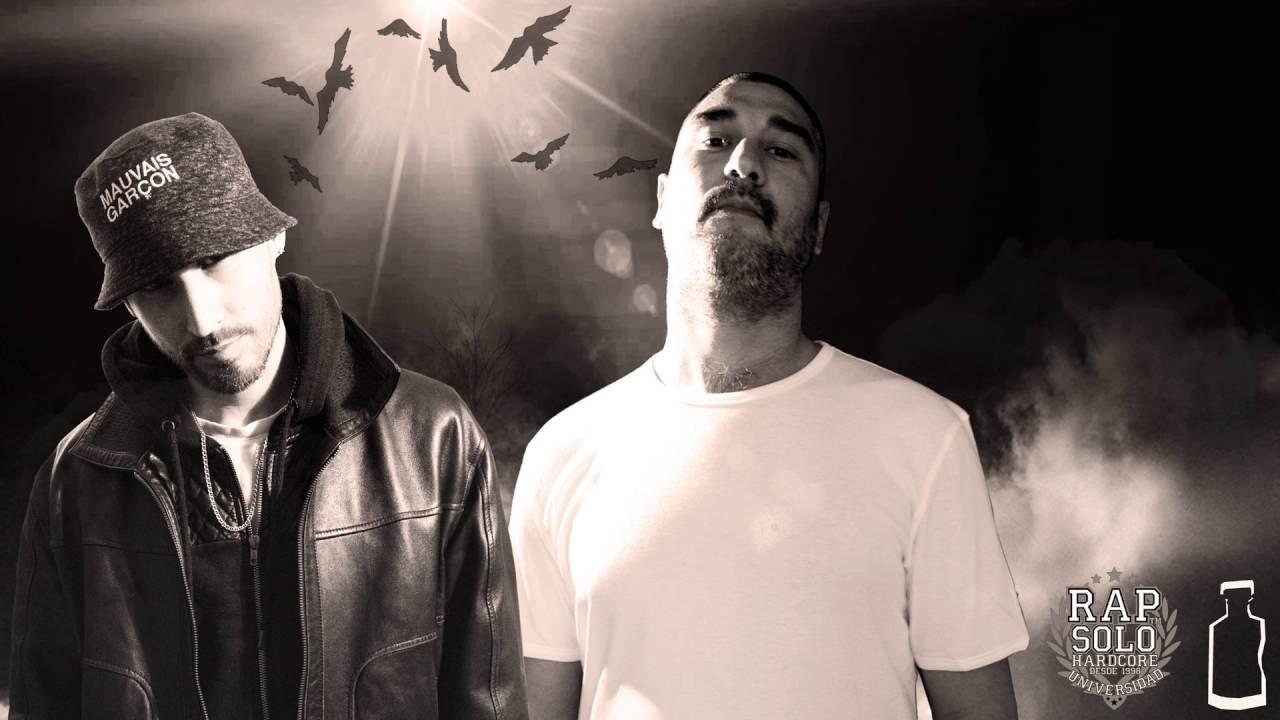 Escucha la nueva canción de El Puto Coke con la colaboración de Kase O