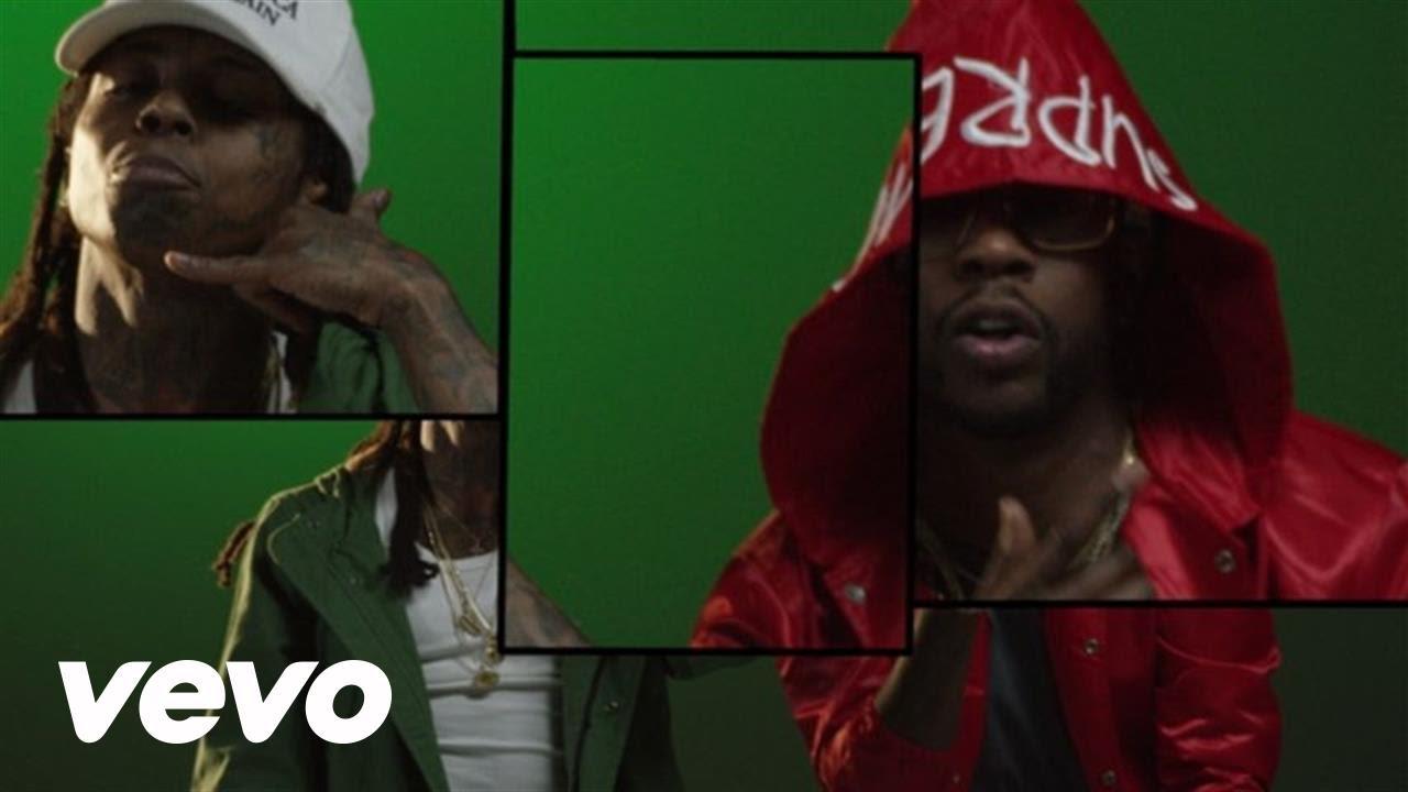 2 Chainz Ft Lil Wayne – Gotta Lotta