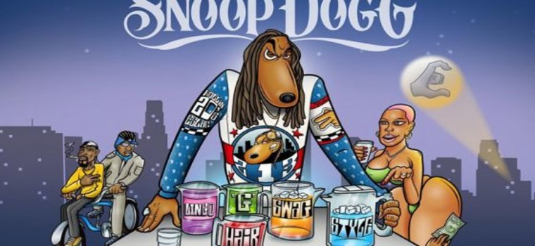 Aún no has escuchado Coolaid de Snoop? DISCAZO!