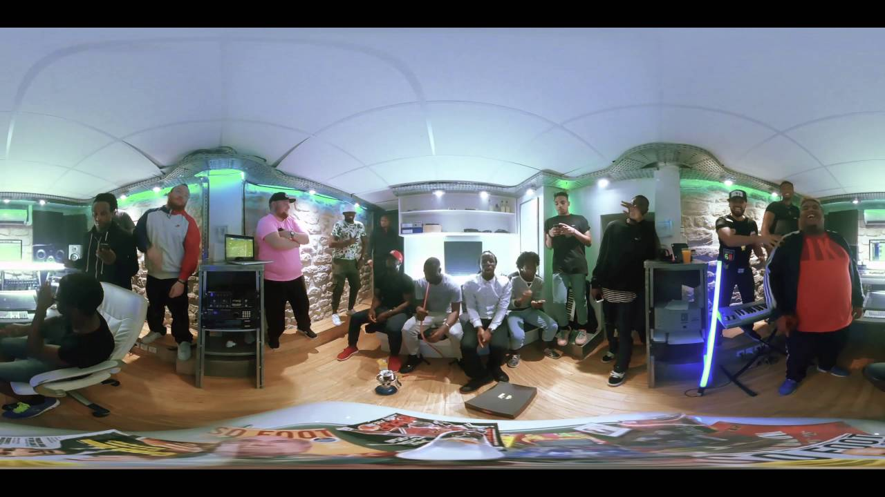Youssoupha – 360 Degrés ou de force – Episode 1: Rolling Stone