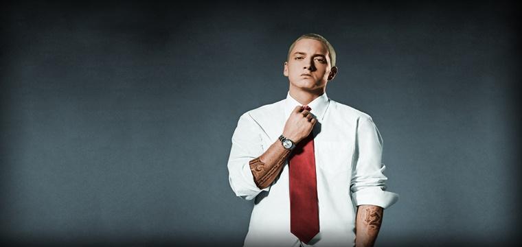 Puede estar cerca el nuevo disco de Eminem