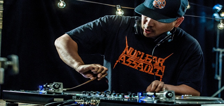Mix Master Mike de Beastie Boys estará en la sala Apolo de Barcelona