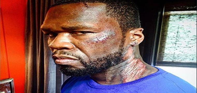 50 Cent se pelea con la policía y se escapa a toda velocidad