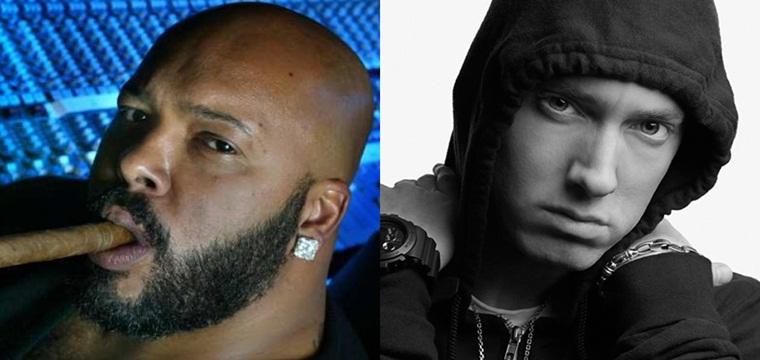 Suge Knight quería matar a Eminem