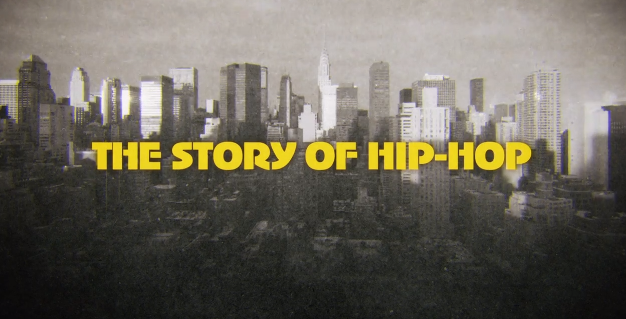 Hip-Hop Evolution, una serie-documental que nos habla de los inicios del Hip Hop