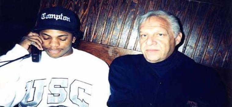Muere Jerry Heller, el manager de N.W.A.