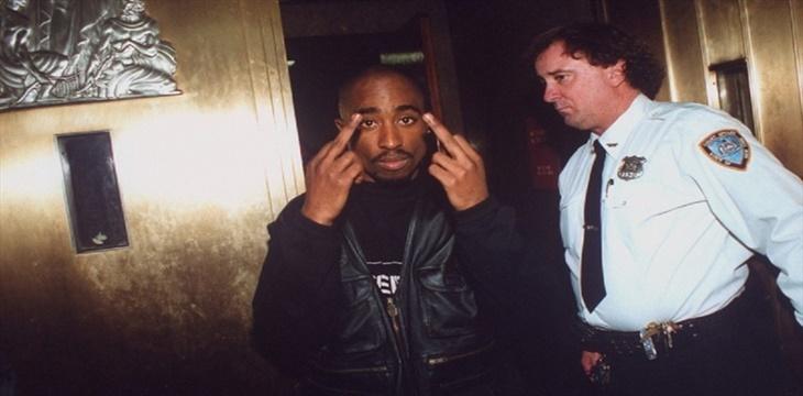 Ex policía cuenta como fue la muerte de Tupac Shakur