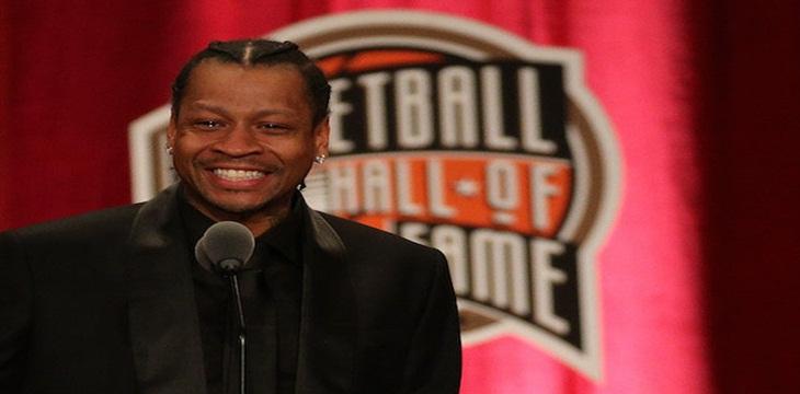Allen Iverson se emociona hablando Biggie Smalls, Redman, Jadakiss, Tupac y Michael Jackson