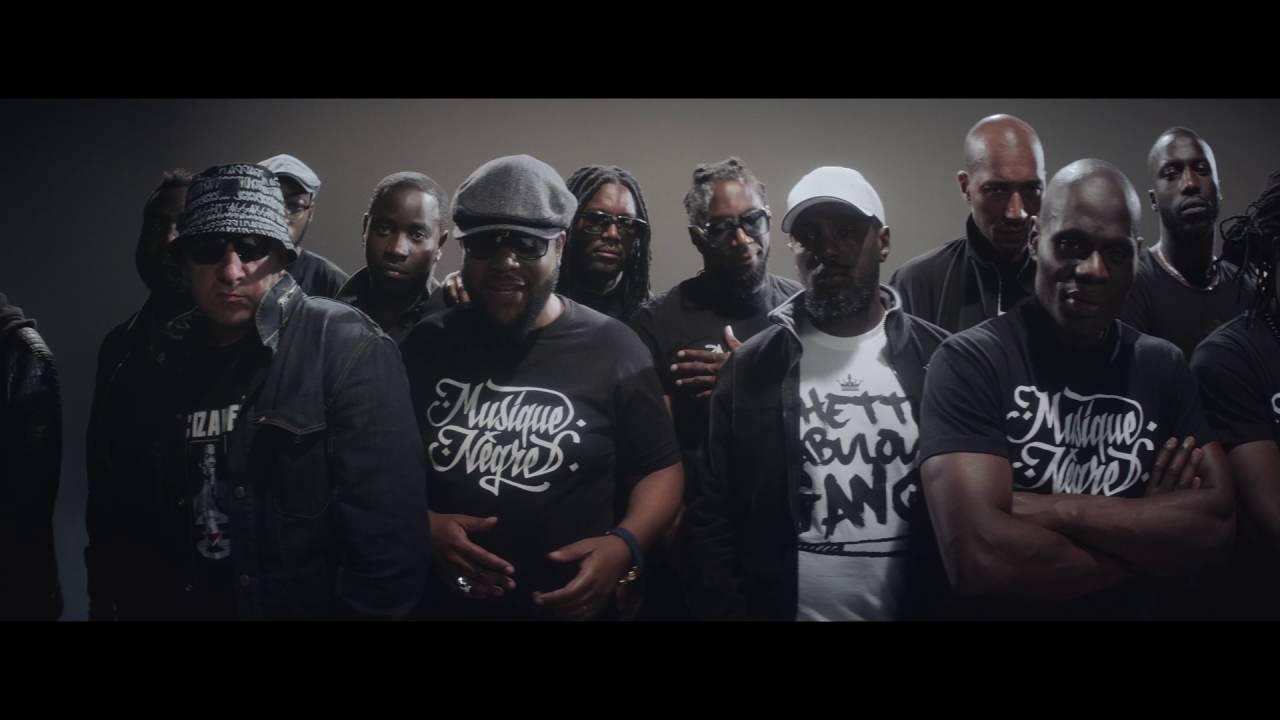 Kery James ft Lino & Youssoupha – Musique Nègre