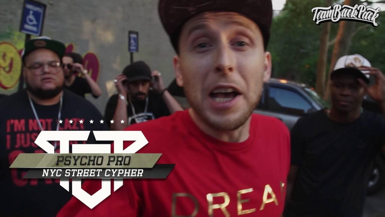 Teamback Cypher Spain – MC Joha, Psycho Pro & Ambush