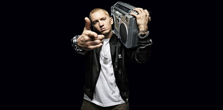 Eminem colabora en el nuevo álbum de Skylar Grey