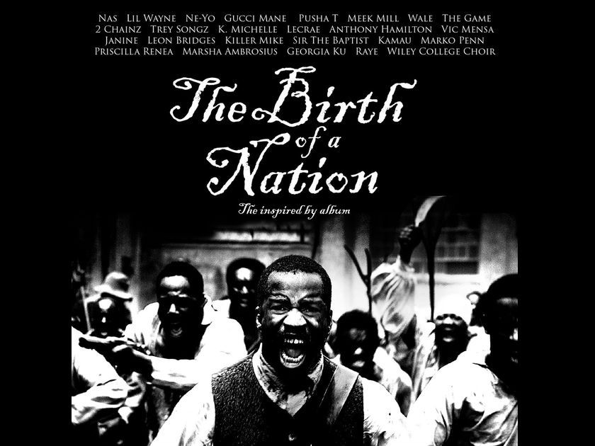 "Ya podéis escuchar la banda sonora de la película ""The Birth Of A Nation"""