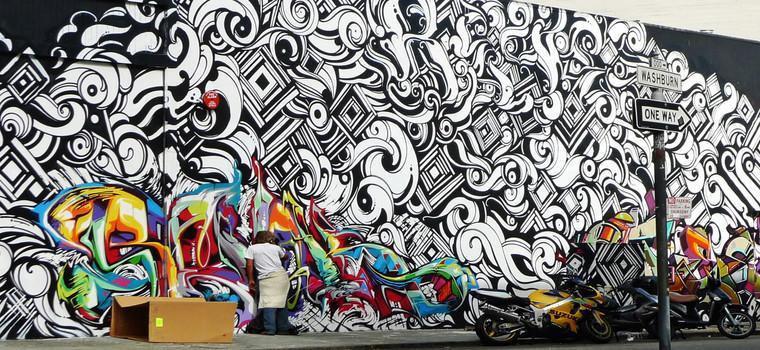 Legalizan a los escritores de graffiti en una localidad italiana