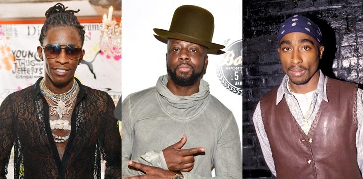Young Thug se proclama el nuevo Tupac vía Twitter
