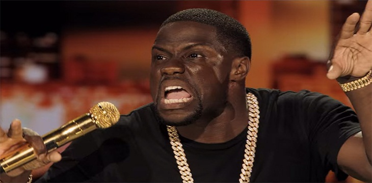 ¿El actor Kevin Hart sacó una mixtape de rap?