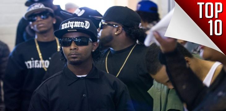 Este es el top 10 de mejores películas de Hip Hop