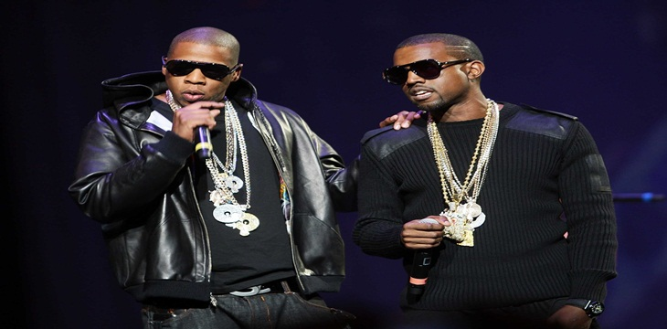 Jay Z: «Kanye West es excéntrico y un pirado al que solo puedo aguantar en pequeñas dosis»