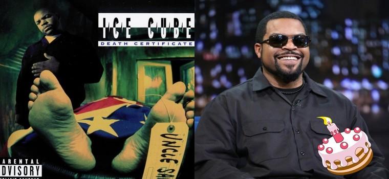 Death Certificate, de Ice Cube, cumple 25 años!