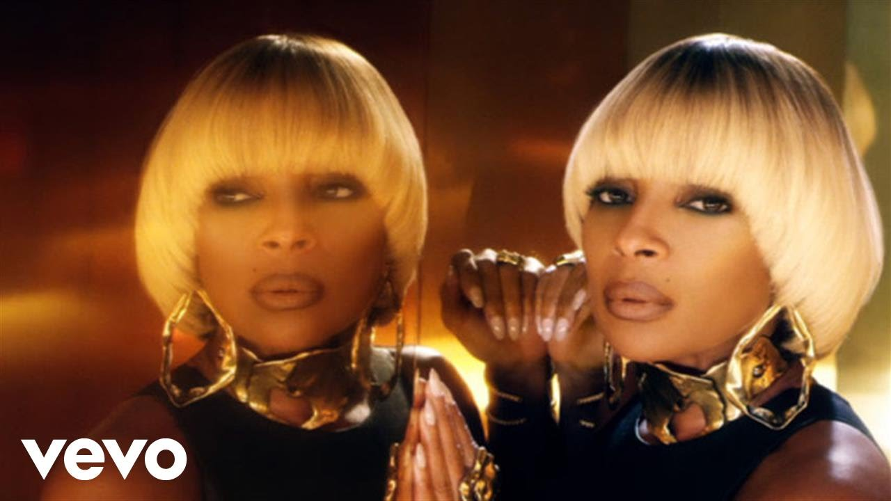 Mary J. Blige – Thick Of It
