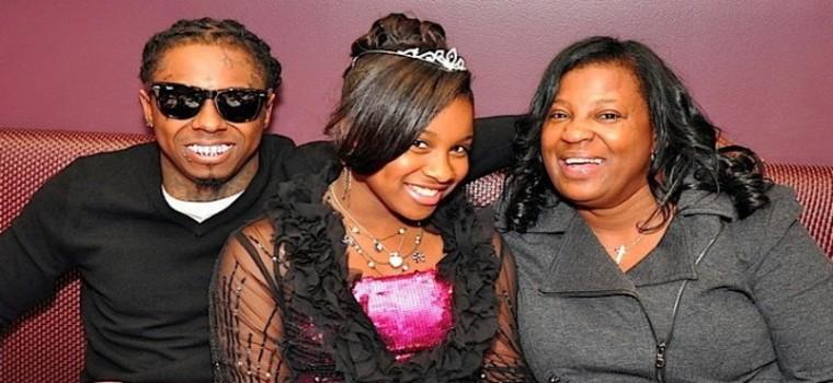 La hija de Lil Wayne a T.I. tras el comunicado: «Has perdido su número?»