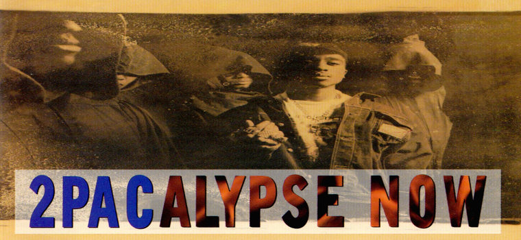 Se cumplen 25 años del álbum debut de 2Pac, «2Pacalypse Now»