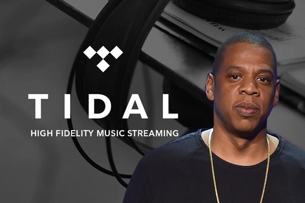 Los herederos de Prince demandan a Tidal, propiedad del rapero Jay Z