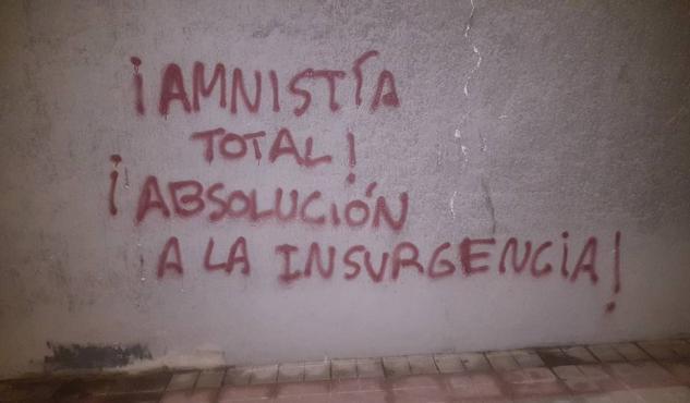 Comunicado del colectivo La Insurgencia al salir de la aundiencia nacional
