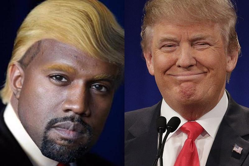 Kanye West: «Espero que construyan el muro»