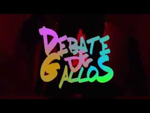 Debate de Gallos: Pablo Iglesias vs Errejón