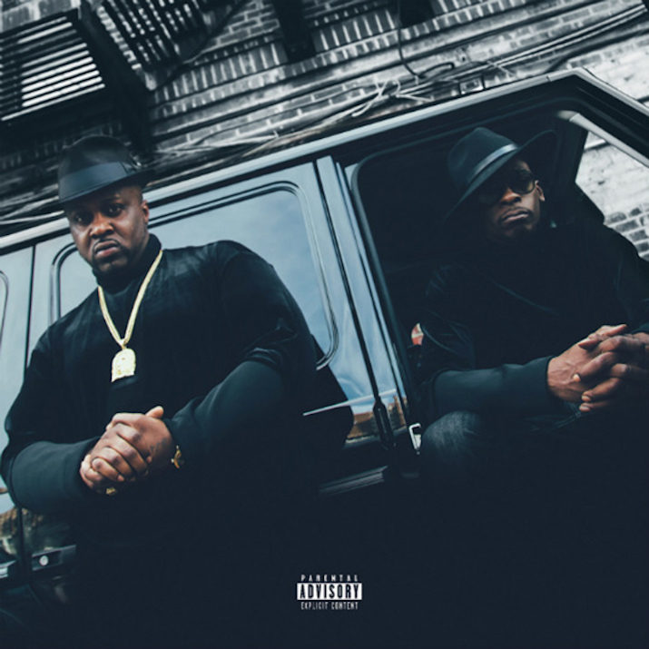 Trabajo de la semana: Smoke DZA & Pete Rock – Don't Smoke Rock (2016)