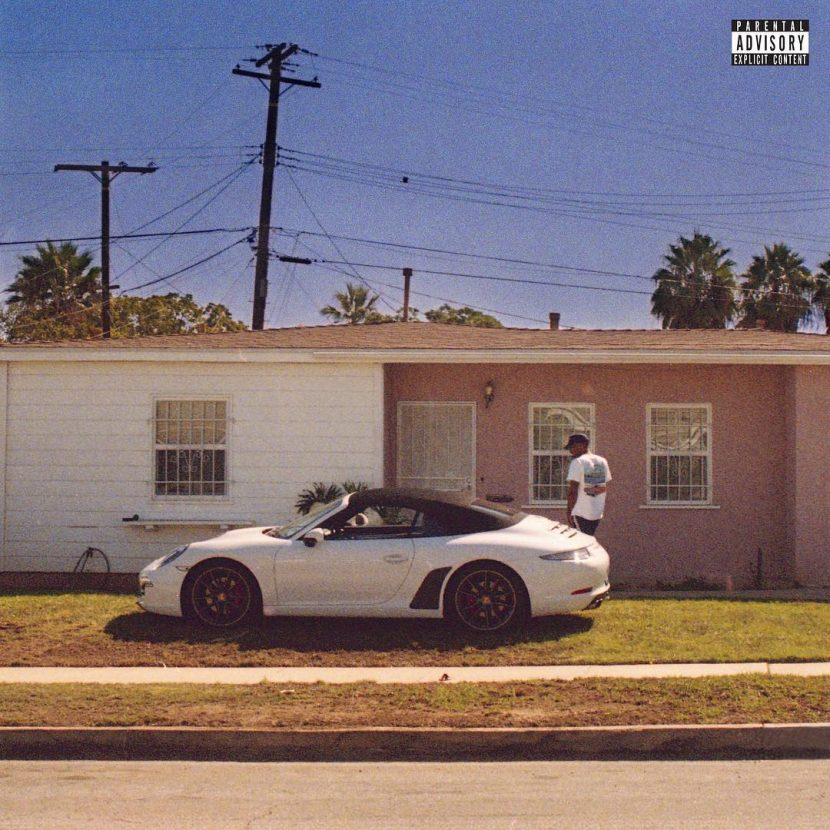 Trabajo de la semana: Dom Kennedy – Los Angeles Is Not for Sale Vol. 1 (2016)
