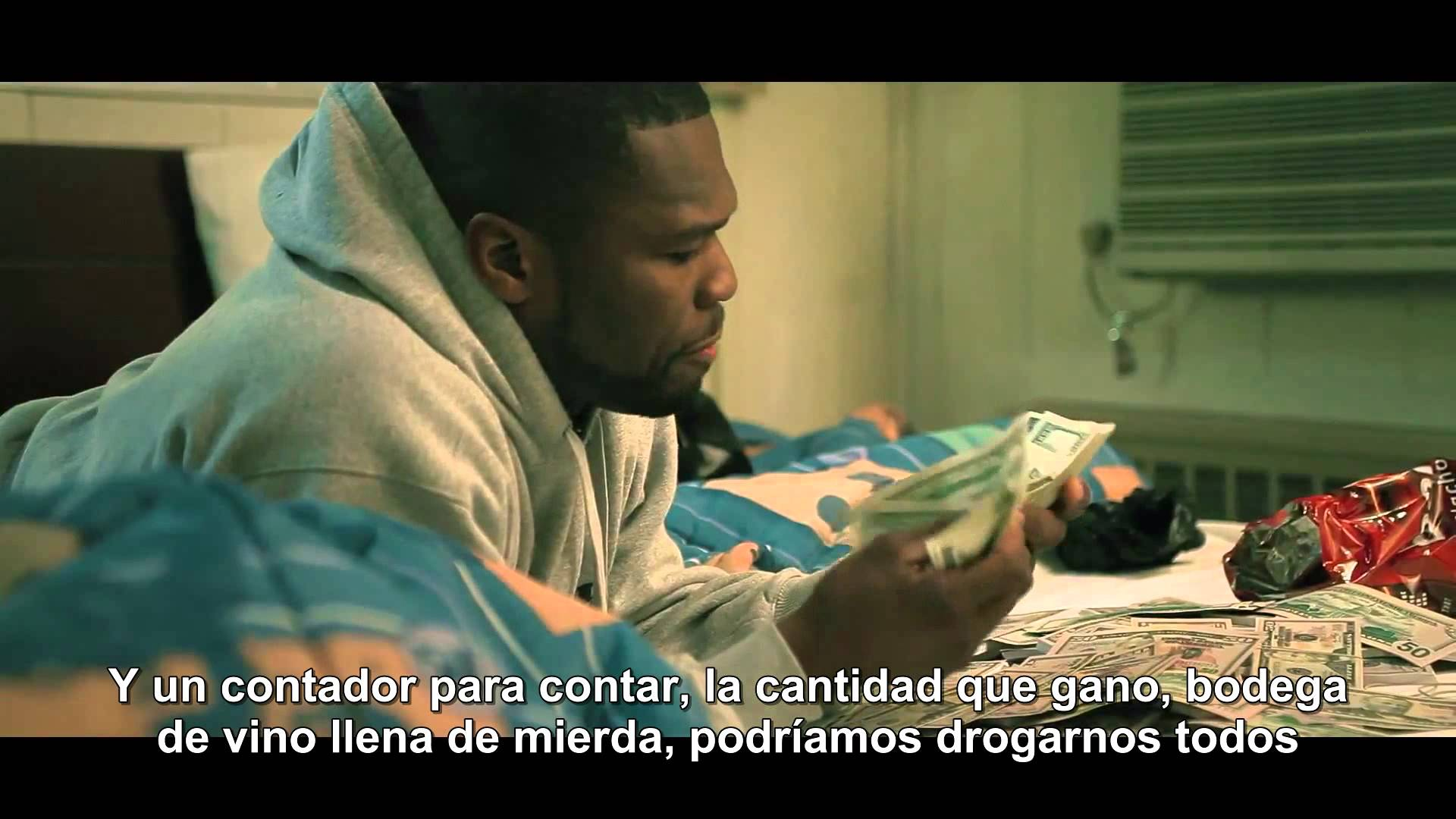 50 Cent Money Sub Español
