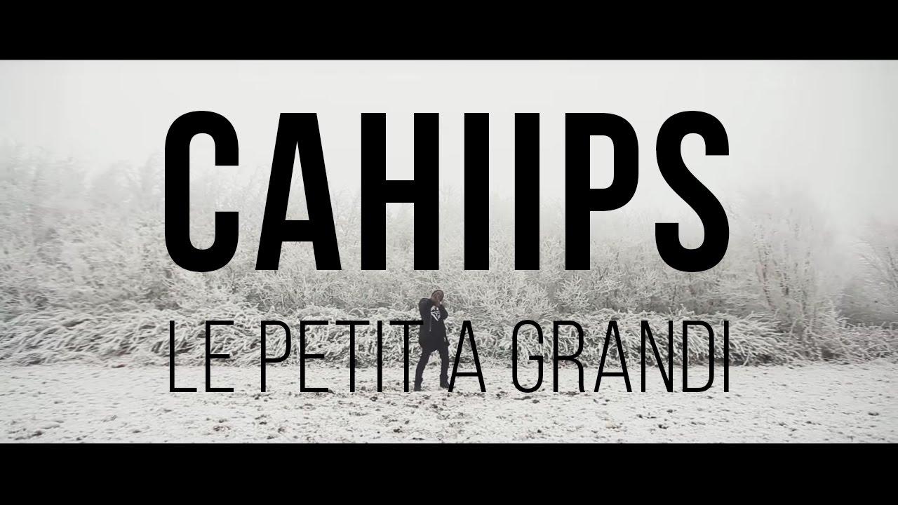 Cahiips – Le petit a grandi
