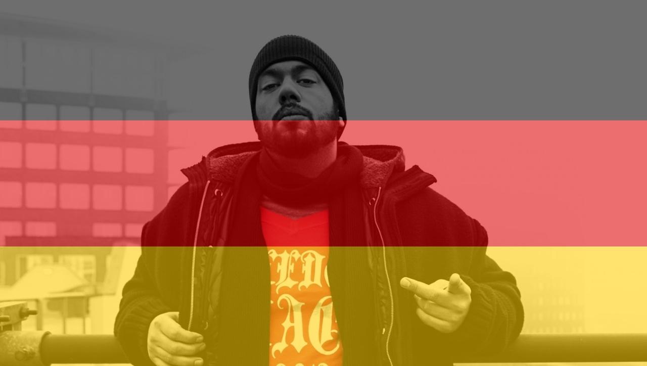 5 raperos alemanes que debes de escuchar
